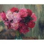 Puzzle-Michele-Wilson-A647-250 Puzzle en Bois - Sir Lawrence Alma-Tadema - Les Pivoines Japonaises