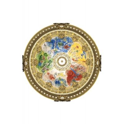 Puzzle-Michele-Wilson-A654-350 Puzzle en Bois - Marc Chagall - Plafond de l'Opéra de Paris