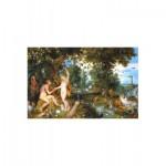 Puzzle-Michele-Wilson-A665-500 Puzzle en Bois - Jan Bruehgel - Le Jardin d'Eden