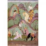 Puzzle-Michele-Wilson-A671-650 Puzzle en Bois - Art Persan - Shirin au Bain