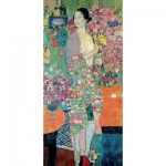 Puzzle-Michele-Wilson-A751-150 Puzzle en Bois découpé à la Main - Gustav Klimt - La Danseuse