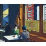Puzzle-Michele-Wilson-A791-350 Puzzle en Bois découpé à la Main - Edward Hopper - Chop Suey