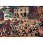 Puzzle-Michele-Wilson-A904-150 Brueghel : Jeux d'enfant