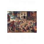 Puzzle-Michele-Wilson-A904-500 Brueghel : Jeux d'Enfants