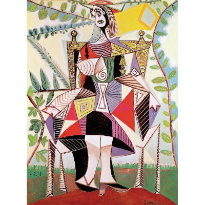Puzzle-Michele-Wilson-A920-150 Picasso : Femme au jardin