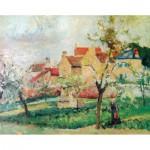 Puzzle-Michele-Wilson-A984-1000 Pissarro : Le prunier