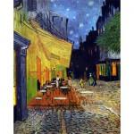Puzzle-Michele-Wilson-C36-250 Van Gogh : Le café le soir