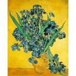 Puzzle-Michele-Wilson-C57-150 Puzzle en Bois - Van Gogh - Vase d'Iris