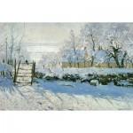 Puzzle-Michele-Wilson-C803-650 Claude Monet : La pie