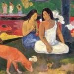 Puzzle-Michele-Wilson-Cuzzle-Z358 Puzzle en Bois - Gauguin Paul : Arearea