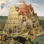 Puzzle-Michele-Wilson-Cuzzle-Z516 Puzzle en Bois - Brueghel Pieter : La Tour de Babel