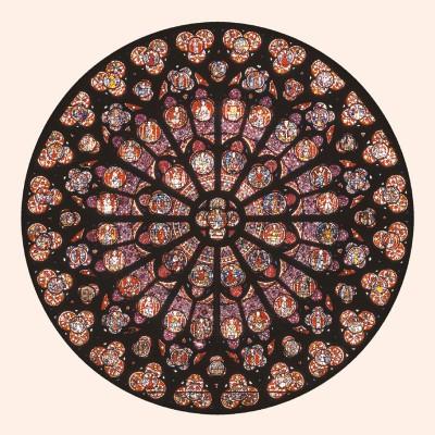 Puzzle-Michele-Wilson-Cuzzle-Z80 Puzzle en Bois découpé à la Main - Rosace Notre-Dame