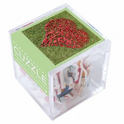 Puzzle-Michele-Wilson-Cuzzle-Z81 Puzzle en Bois - Je t'aime