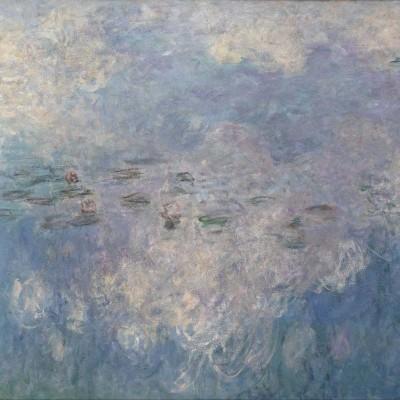 Puzzle-Michele-Wilson-Cuzzle-Z98 Puzzle en Bois découpé à la Main - Claude Monet - Les Nuages