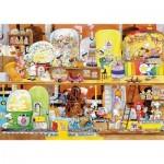 Puzzle-Michele-Wilson-K114-100 Puzzle en Bois découpé à la Main - Cacouault - Usine des Bonbons