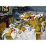 Puzzle-Michele-Wilson-K41-24 Puzzle en Bois découpé à la Main - Paul Cézanne - Nature Morte