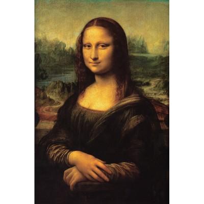 Puzzle-Michele-Wilson-K739-50 Puzzle en Bois découpé à la Main - Léonard De Vinci - La Joconde