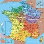 Puzzle-Michele-Wilson-K80-24 Puzzle en Bois - Carte de France des Régions