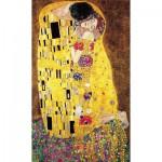 Puzzle-Michele-Wilson-P108-1000 Klimt : Le baiser