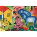 Puzzle-Michele-Wilson-S160-24 Puzzle en Bois - Franz Marc - Le Rêve