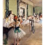 Puzzle-Michele-Wilson-W015-50 Degas : La classe de danse