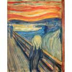 Puzzle-Michele-Wilson-W053-24 Munch : Le cri