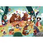 Puzzle-Michele-Wilson-W067-50 Puzzle en Bois - Il était une Fois...