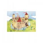 Puzzle-Michele-Wilson-W145-24 Emilie Vanvolsem : Le Château Fort