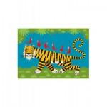 Puzzle-Michele-Wilson-W159-24 Lake : Le Tigre