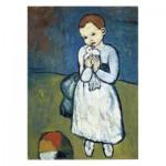 Puzzle-Michele-Wilson-W165-24 Pablo Picasso : L'enfant à la Colombe