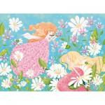 Puzzle-Michele-Wilson-W206-50 Delanssay : La mélodie des fées