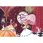 Puzzle-Michele-Wilson-W307-24 Cardouat : Les princesses