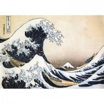 Puzzle-Michele-Wilson-W448-24 Puzzle en Bois - Hokusai : La Vague