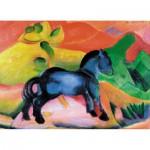 Puzzle-Michele-Wilson-W60-12 Marc : Cheval bleu