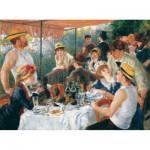 Puzzle-Michele-Wilson-W61-50 Renoir : Le déjeuner des canotiers