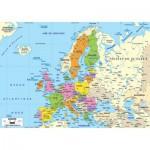 Puzzle-Michele-Wilson-W74-50 Carte d'Europe