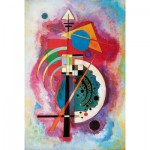 Puzzle-Michele-Wilson-W79-12 Kandinsky : Hommage à Grohmann