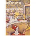 Puzzle-Michele-Wilson-W98-24 Puzzle en bois - Georges Seurat : Le Cirque