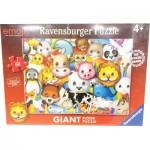 Ravensburger-05334 Puzzle Géant de Sol - Emoji