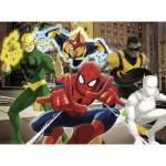 Ravensburger-05439 Puzzle Géant de Sol - Spiderman