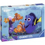 Ravensburger-05472 Puzzle Géant de Sol - Finding Dory