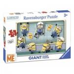 Ravensburger-05525 Puzzle Géant de Sol - Minions