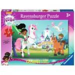 Ravensburger-05553 Puzzle Géant de Sol - Nella