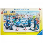 Ravensburger-06037 La Police en Action
