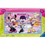 Ravensburger-06049 Puzzle Cadre - Minnie