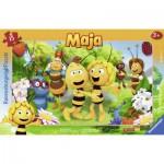 Ravensburger-06121 Puzzle Cadre - Maya l'Abeille