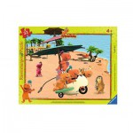 Ravensburger-06142 Puzzle Cadre - Petit Dragon