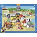 Ravensburger-06155 Puzzle Cadre - Pat'Patrouille