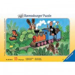 Ravensburger-06349 Taupinet,  Conducteur de locomotive