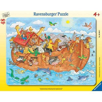 Ravensburger-06604 L'arche de Noé